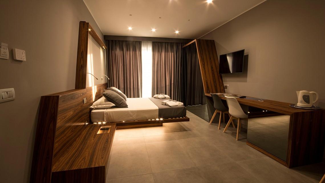 Rakelhome - Ambiente della stanza ampio e funzionale