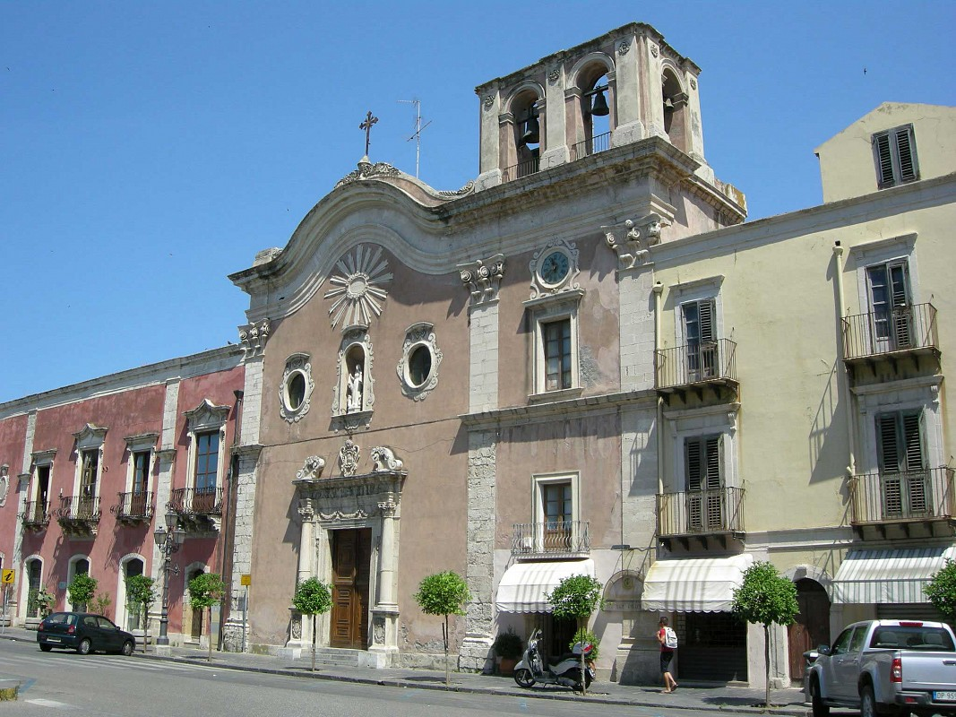 Rakelhome - Chiesa Madonna del Carmine
