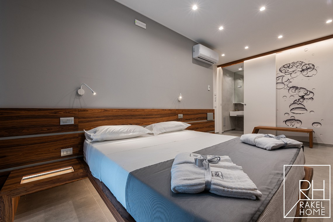 Rakelhome - Camera con bagno privato - Bed and Breakfast - Milazzo
