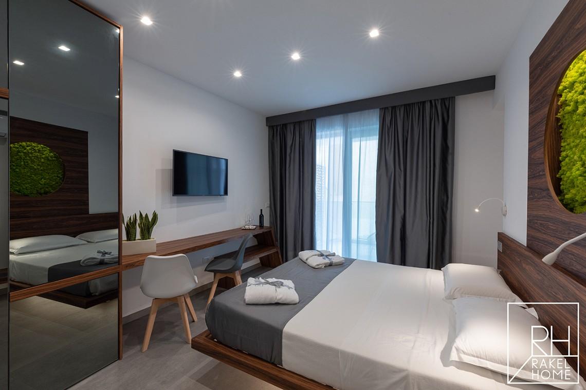 Rakelhome - Camera del bed and breakfast spaziosa ed elegante